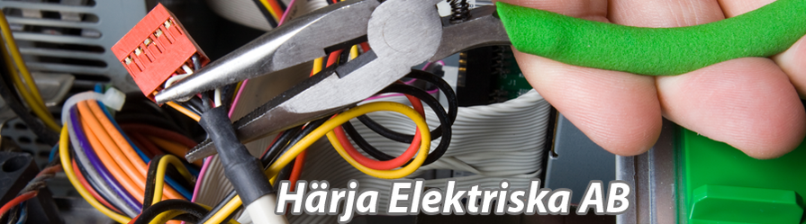härja elektriska - din elektriker